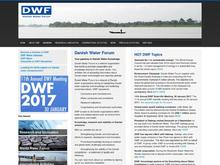 Danish Water Forum - DWF