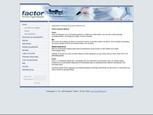 Factor Insurance Brokers A/S